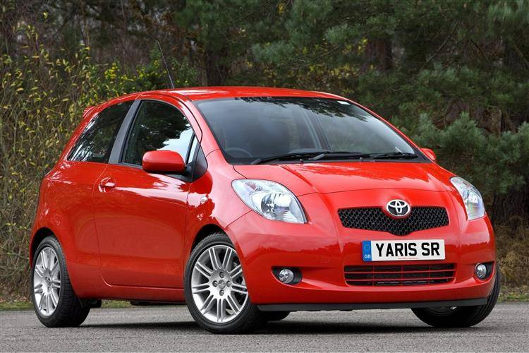 Marvelous ... Toyota Yaris (2005   2009) Used Car Review ...