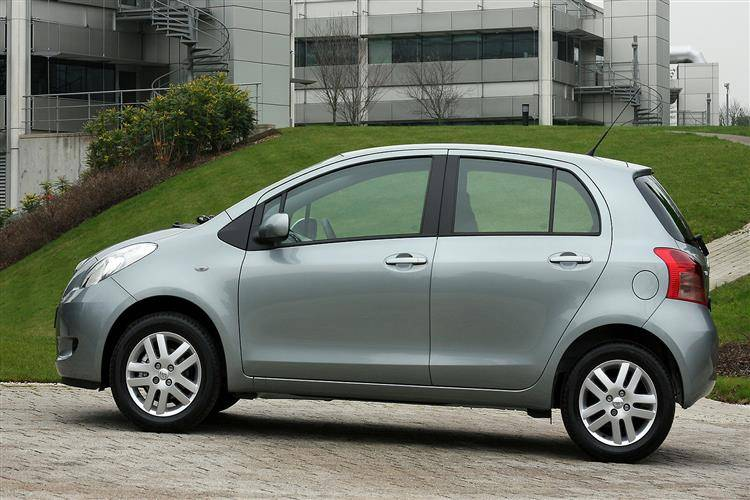 ... Toyota Yaris (2005   2009) Used Car Review ...