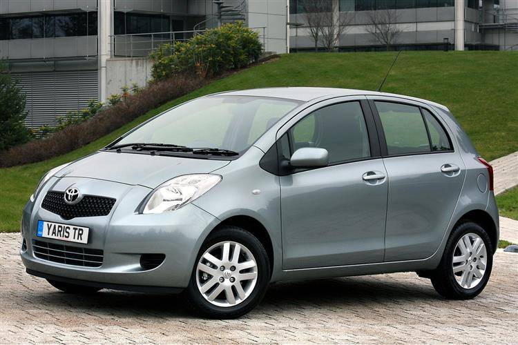 ... Toyota Yaris (2005   2009) Used Car Review