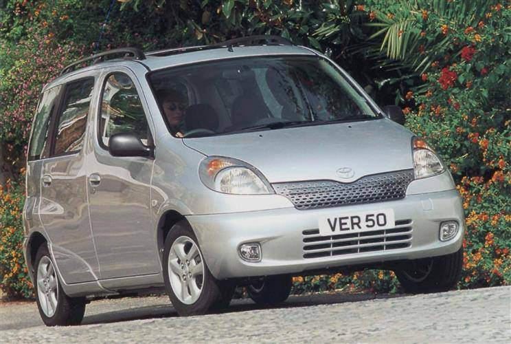 Toyota Yaris Verso (1999   2008) Used Car Review