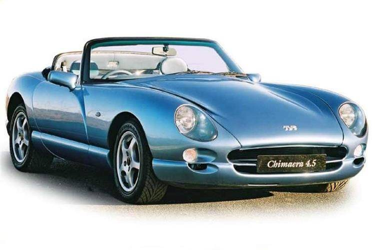 Tvr Chimaera 1993 2005 Used Car Review Car Review Rac Drive