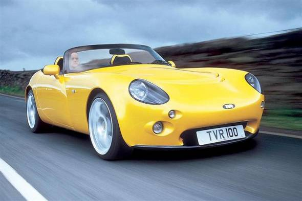 TVR Tamora (2002 - 2006) used car review