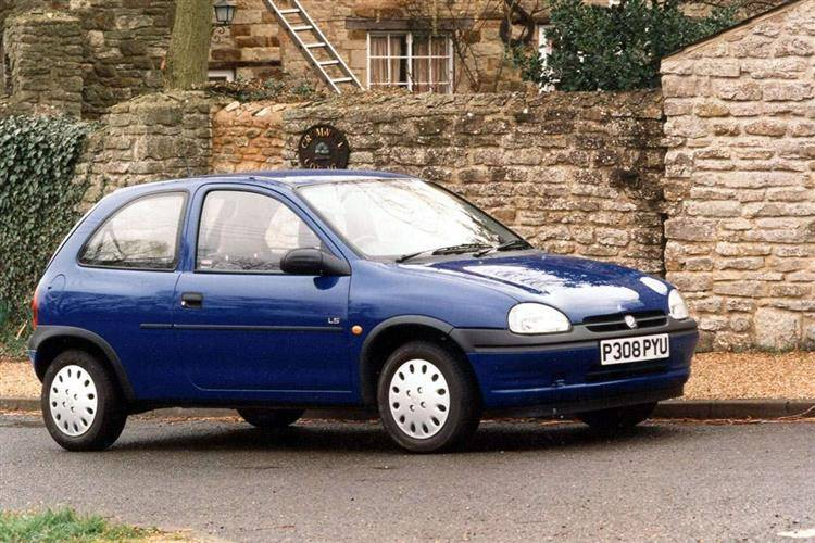 Vauxhall Corsa (1993 - 2000) used car review
