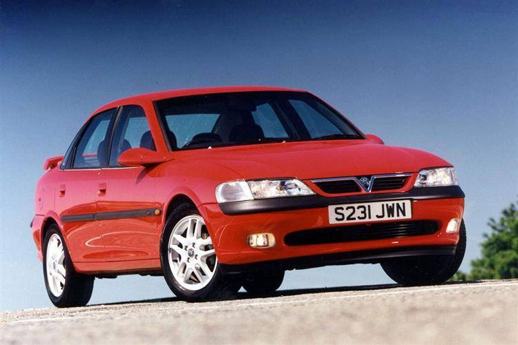Vauxhall Vectra (1995 - 2002) used car review | Car review