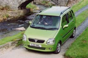 Vauxhall Agila (2000 - 2008) used car review