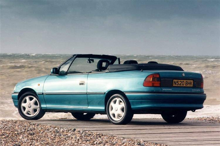 Vauxhall Astra Convertible 1993 1999 Used Car Review Car