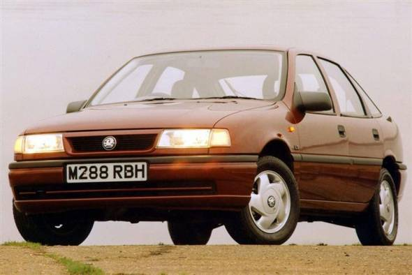 Vauxhall Cavalier Mark II (1988 - 1995) used car review