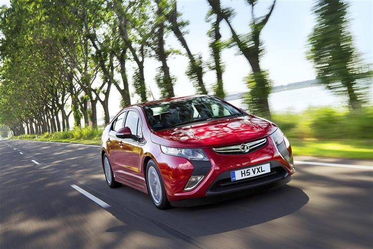 Vauxhall Ampera (2012 - 2015) used car review