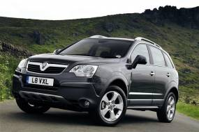 Vauxhall Antara (2007 - 2011) used car review