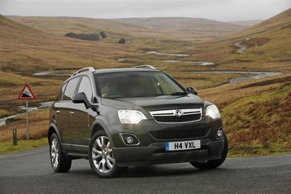 Vauxhall Antara (2011 - 2016) used car review