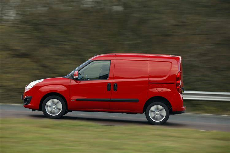 Vauxhall Combo van (2011 - 2018) used car review