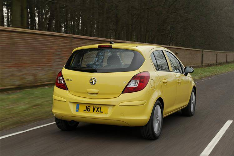 vauxhall corsa 2011 2014 used car review car review. Black Bedroom Furniture Sets. Home Design Ideas