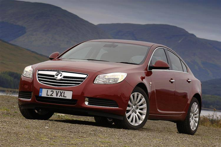 Vauxhall Insignia (2013 - 2017) used car review | Car review