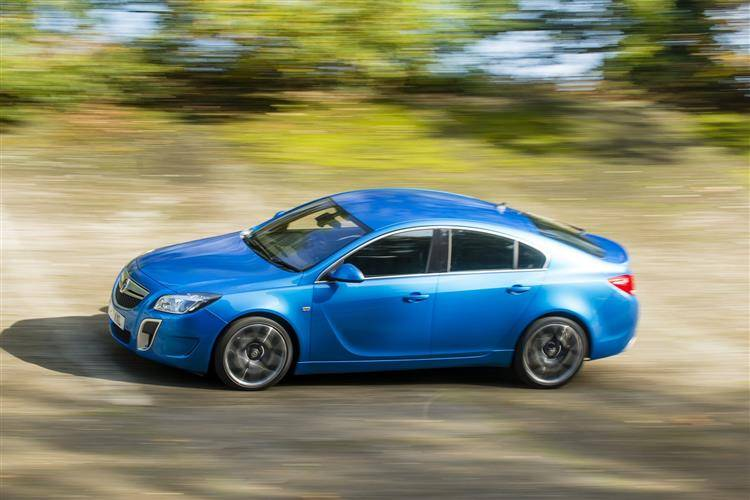 Vauxhall Insignia VXR (2009-2017) used car review | Car review | RAC