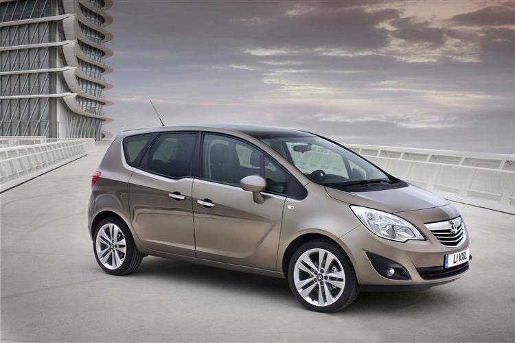 vauxhall meriva 2010 2014 used car review car review rac drive rh rac co uk Guide Book Manual Guide Cover