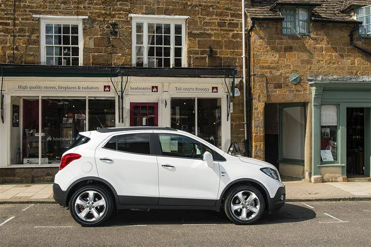 Vauxhall Mokka (2012 - 2016) used car review | Car review | RAC Drive