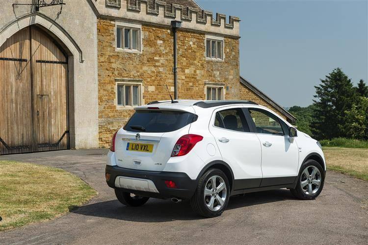 Vauxhall Mokka (2012 - 2016) used car review | Car review | RAC Drive