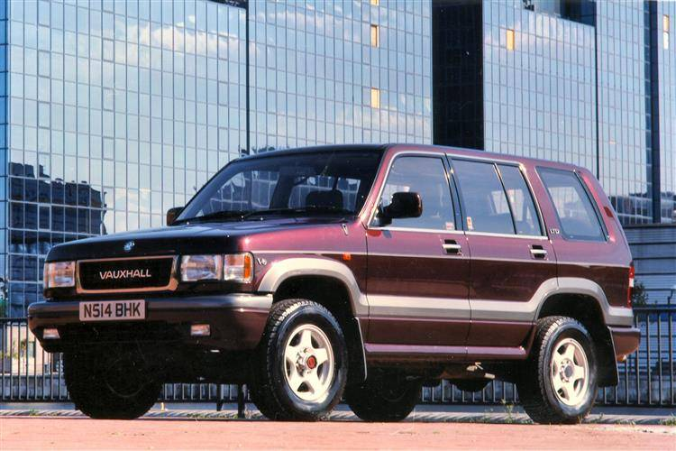 Vauxhall Monterey (1994 - 1999) used car review | Car review | RAC Drive