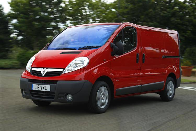 3d4fd27e7f Vauxhall Vivaro (2001 - 2014) used car review