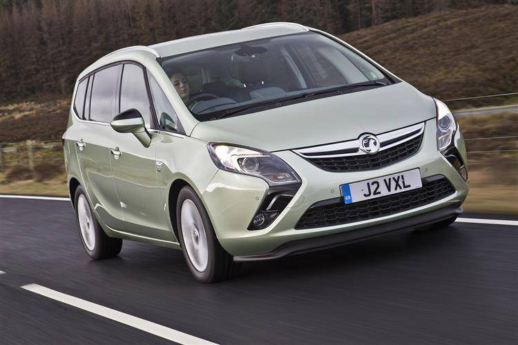 9354944db3fb36 ... Vauxhall Zafira Tourer (2012 - 2016) used car review ...