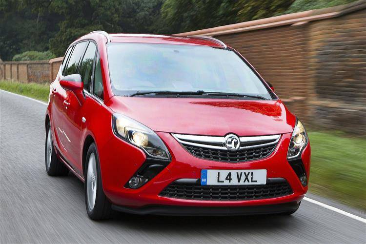 Vauxhall Zafira Tourer 2012 2016 Used Car Review