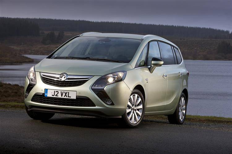Vauxhall Zafira Tourer 2012 2016 Used Car Review Car Review