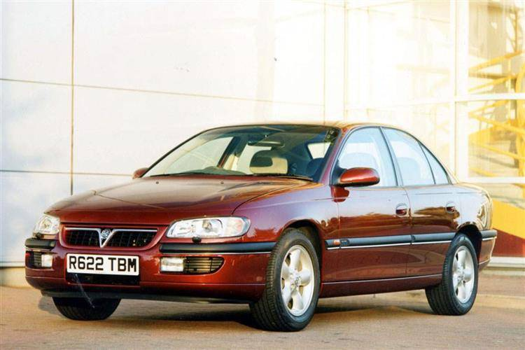 Vauxhall Omega (1994 - 2004) used car review