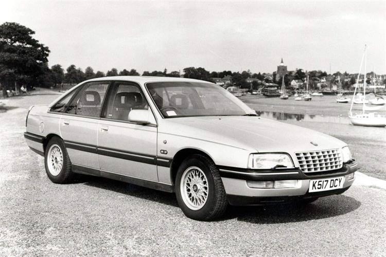 Vauxhall Senator (1987 - 1994) used car review