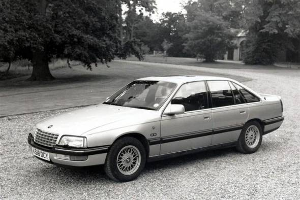 Vauxhall Senator (1987 - 1994) used car review