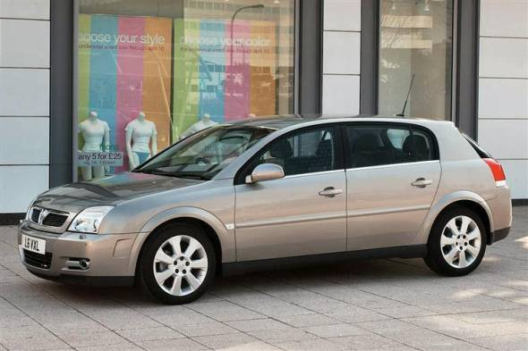 Vauxhall Signum (2003 - 2008) used car review