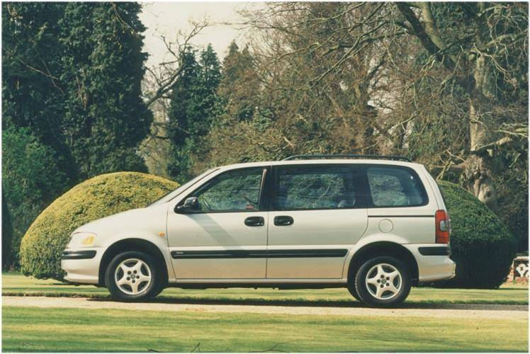 Vauxhall Sintra (1997 - 1999) used car review