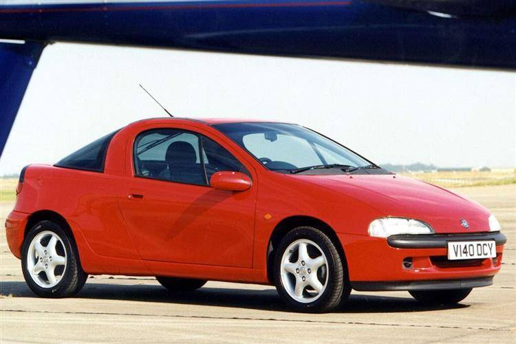 Vauxhall Tigra (1994 - 2001) used car review