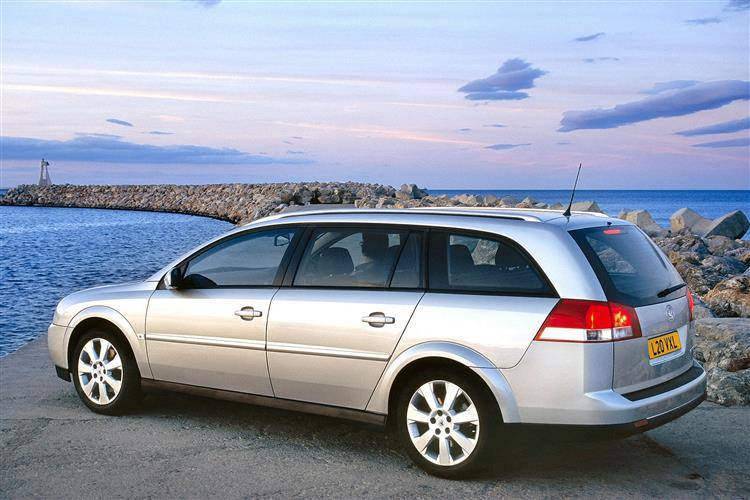 Vauxhall Vectra Estate (2003 - 2008) used car review
