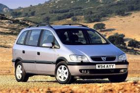 Vauxhall Zafira (1999 - 2005) used car review
