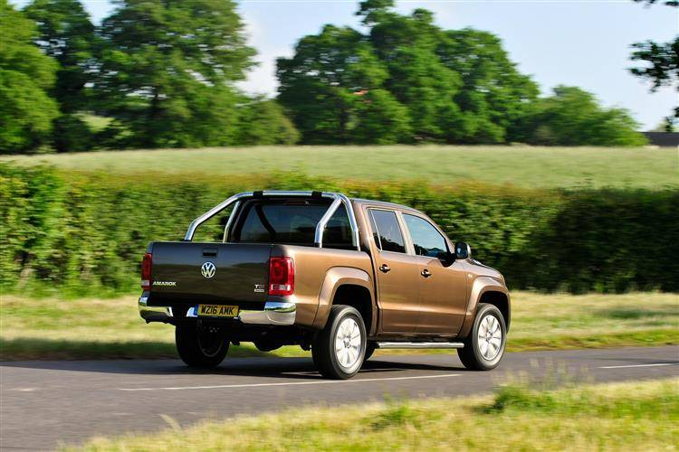 Volkswagen Amarok (2010 - 2017) used car review | Car review