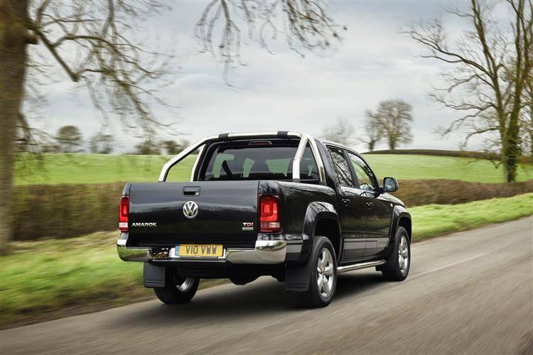 Volkswagen Amarok (2010 - 2017) used car review | Car review | RAC Drive