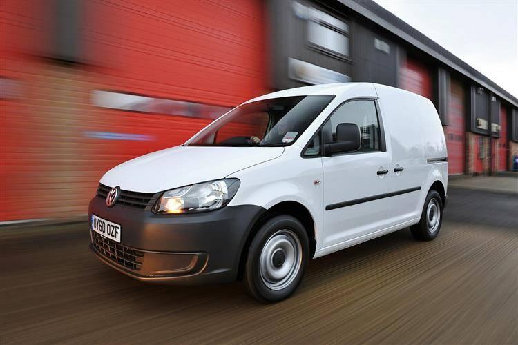 Volkswagen Caddy van (2011 - 2015) used car review