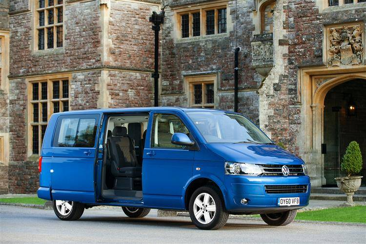 Volkswagen Caravelle (2003 - 2015) used car review | Car