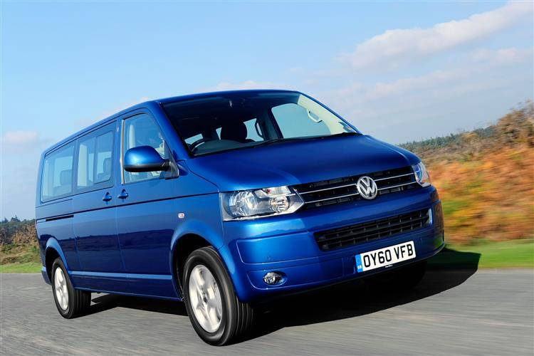 Volkswagen Caravelle T5 (2003 - 2015) used car review