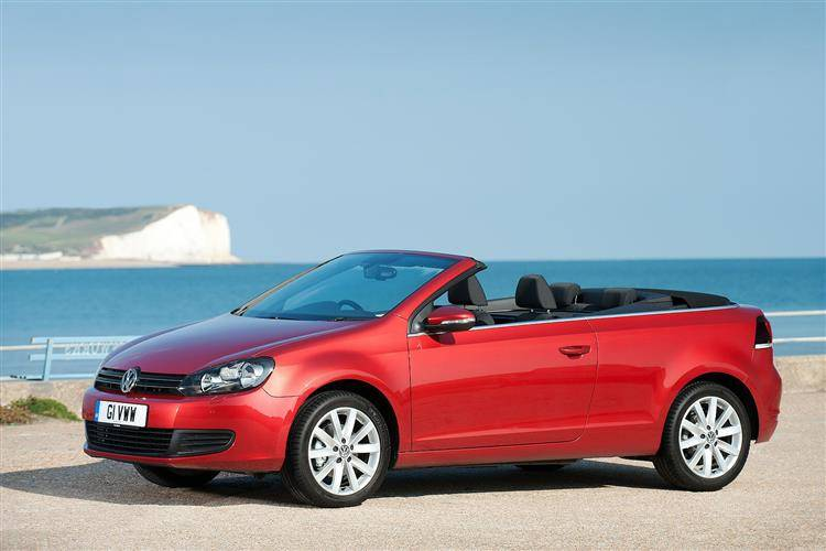 volkswagen golf cabriolet 2013 2016 used car review. Black Bedroom Furniture Sets. Home Design Ideas