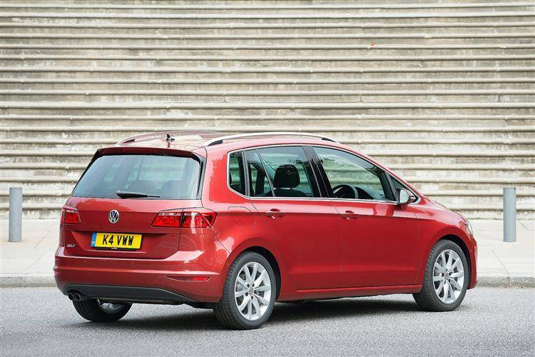 Volkswagen Golf SV (2014 - 2017) used car review   Car