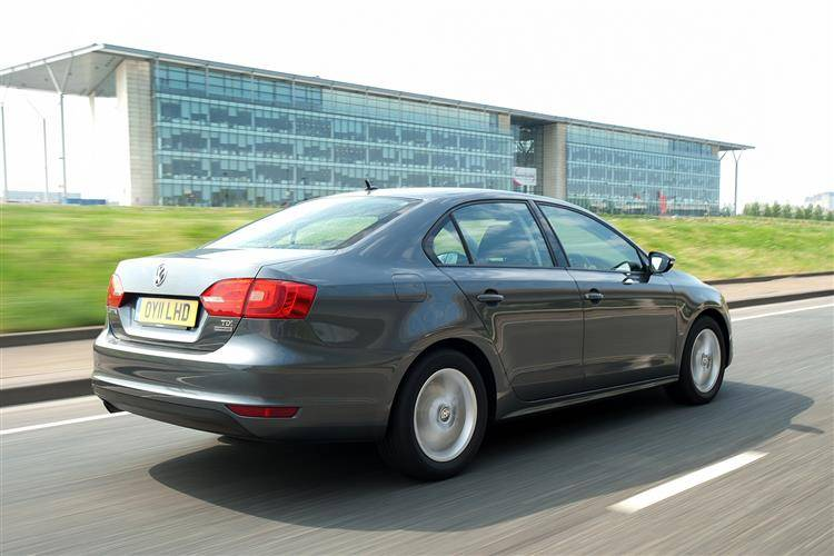 Volkswagen Jetta (2011 - 2014) used car review