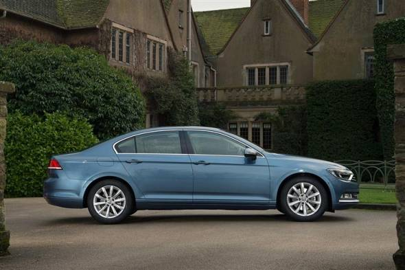 Volkswagen Passat [B8] (2015 - 2019) used car review