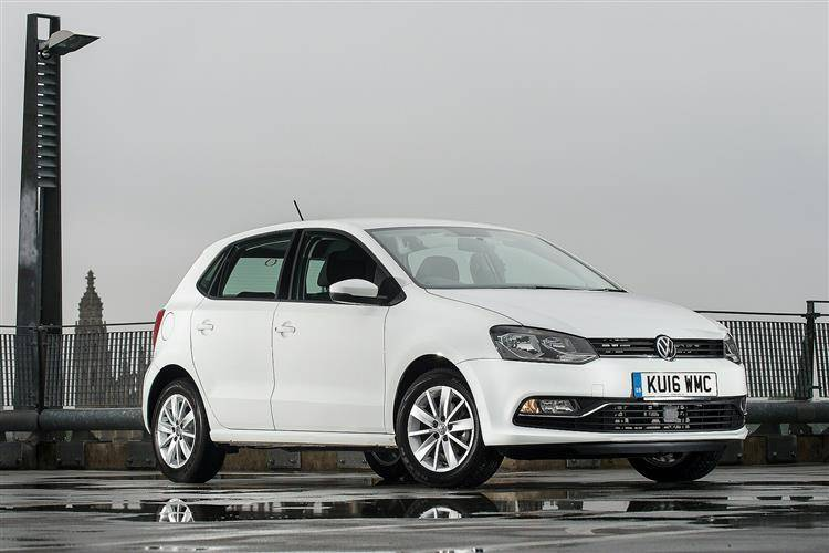 Volkswagen polo 2014 2017 used car review car review rac drive volkswagen polo 2014 2017 used car review publicscrutiny Gallery