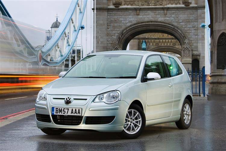 volkswagen polo bluemotion 2007 2009 used car review car review rac drive. Black Bedroom Furniture Sets. Home Design Ideas