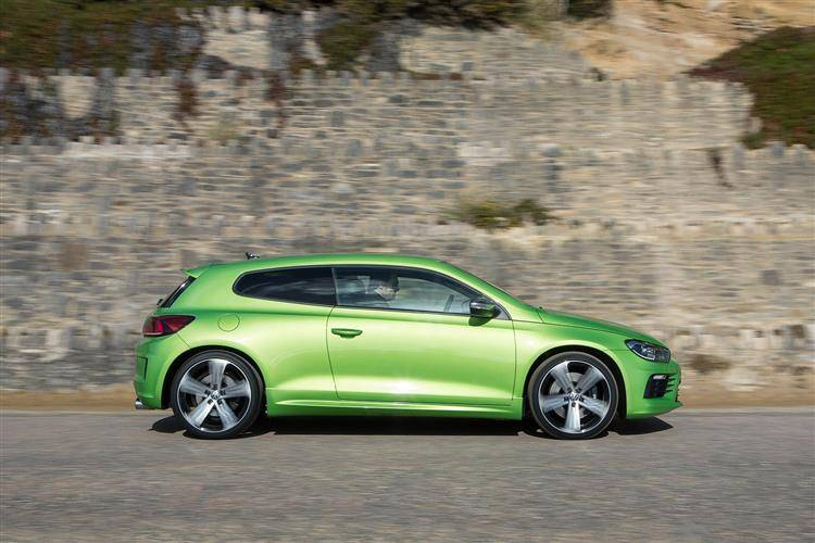 Volkswagen Scirocco R (2009 - 2017) used car review