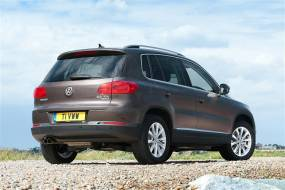 Volkswagen Tiguan (2011 - 2016) used car review