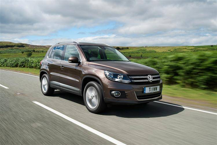 ... Volkswagen Tiguan (2011   2016) Used Car Review ...