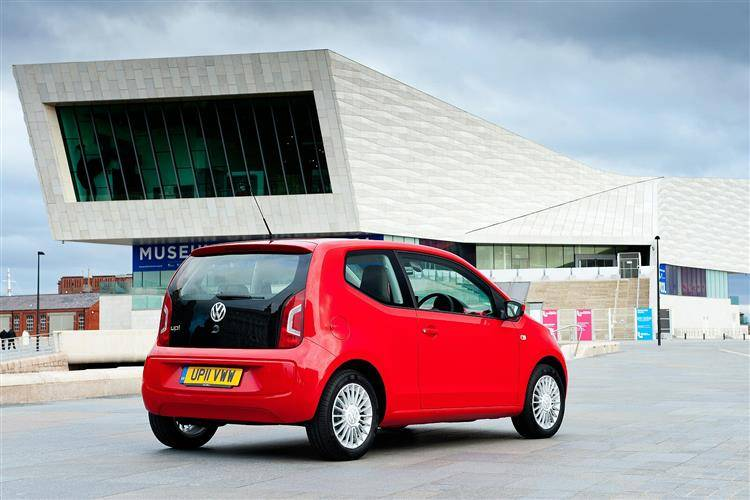Volkswagen up! (2012 - 2016) used car review | Car review