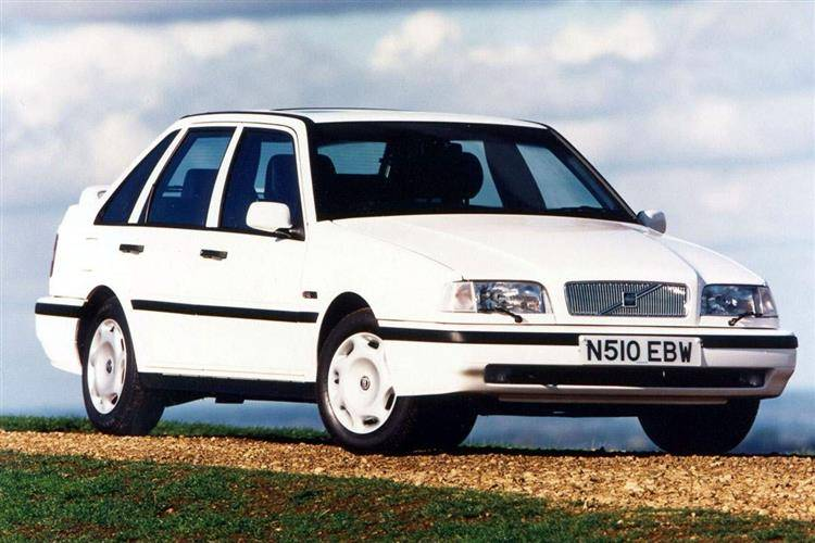 Volvo V40 (1996 - 2004) used car review